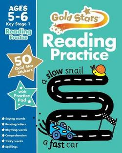 Gold Stars Reading Practice Ages 5-6 Key Stage 1