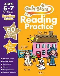 Gold Stars Reading Practice Ages 6-7 Key Stage 1
