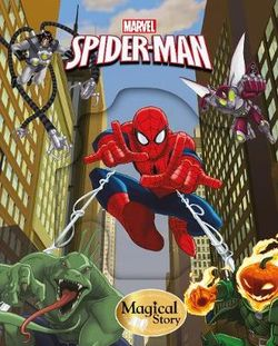 Marvel Spider-Man Magical Story