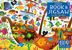 Usborne Jigsaw with a Book