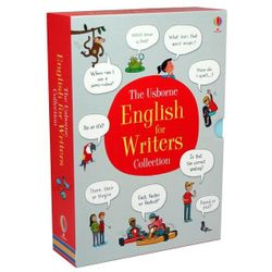 The Usborne English Dictionary Boxset English for Writers Collection