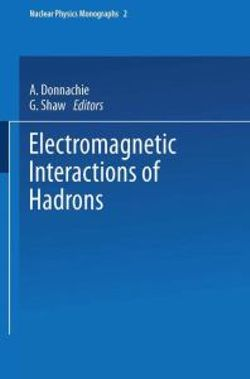 Electromagnetic Interactions of Hadrons