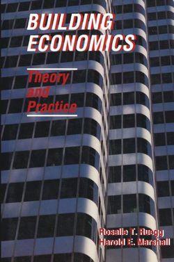 Building Economics: Theory and Practice