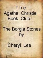The Agatha Christie Book Club-Borgia Stones