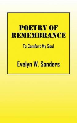 Poetry of Remembrance