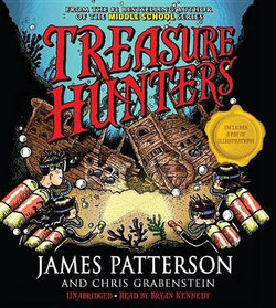 Treasure Hunters Lib/E