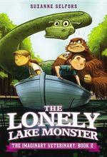 The Lonely Lake Monster Lib/E