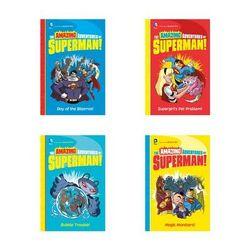 The Amazing Adventures of Superman!