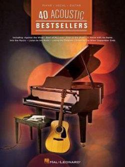 40 Acoustic Bestsellers