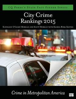 City Crime Rankings 2015