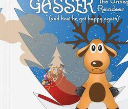 Gasser the Unhappy Reindeer