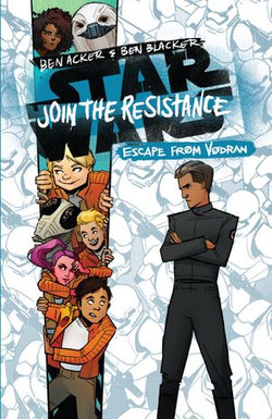 Star Wars: Join the Resistance: Escape from Vodran