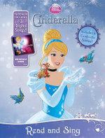 Disney Princess Read-and-Sing - Cinderella