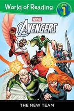 World of Reading: Avengers the New Team