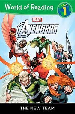 World of Reading: Avengers the New Team