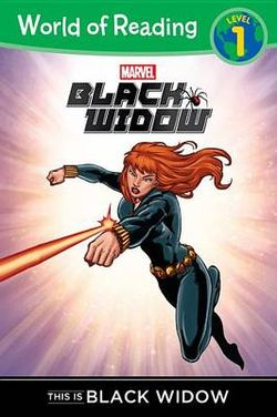 World of Reading: Black Widow This Is Black Widow