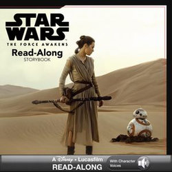 Star Wars: The Force Awakens: Read-Along Storybook