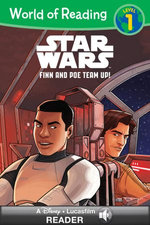 World of Reading Star Wars: Finn & Poe Team Up!