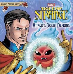 Doctor Strange Attack of the Doubt Demons