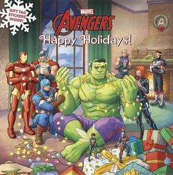 Happy Holidays! from the Avengers