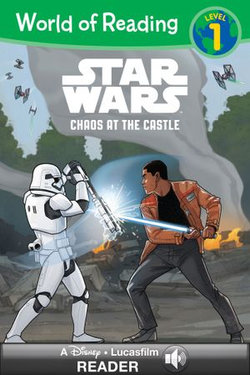 World of Reading Star Wars: Chaos At the Castle
