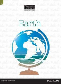 Discovering Science (Earth and Space Middle Primary): Earth (Reading Level 27/F&P Level R)