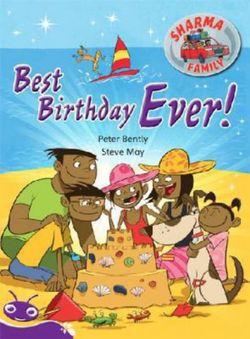 Bug Club Level 20 - Purple: Sharma Family - Best Birthday Ever (Reading Level 20/F&P Level K)