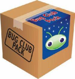 Bug Club Level 12 Green Pack