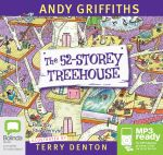 The 52 Storey Treehouse (MP3)