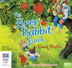 The Brer Rabbit Book (MP3)