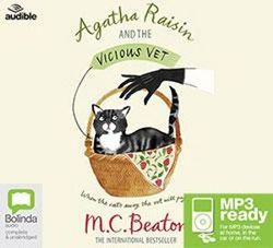 Agatha Raisin And The Vicious Vet (MP3)