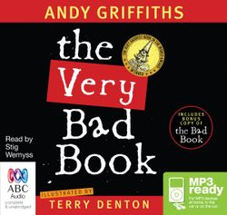The Very Bad Book & The Bad Book (MP3)