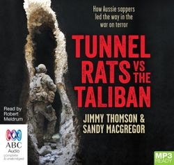 Tunnel Rats Vs The Taliban (MP3)