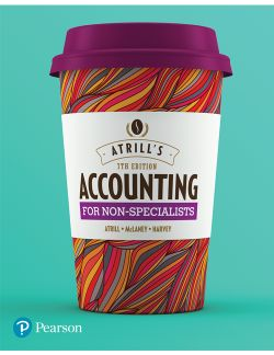 Accounting for non specialists by david harvey angus robertson accounting for non specialists fandeluxe Gallery