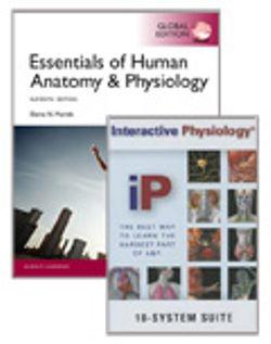 Value Pack Essentials Of Human Anatomy Physiology Global Edition Interactive 10 System