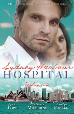 Sydney Harbour Hospital Volume 2 - 3 Book Box Set
