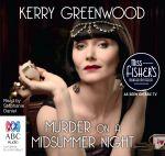 Murder On A Midsummer Night - TV Tie-In