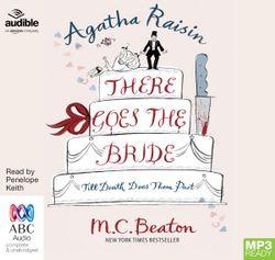 Agatha Raisin: There Goes The Bride (MP3)