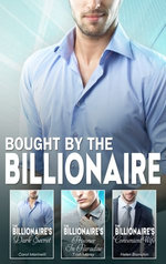 Bought By The Billionaire - 3 Book Box Set