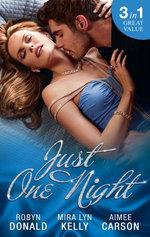 Just One Night - 3 Book Box Set