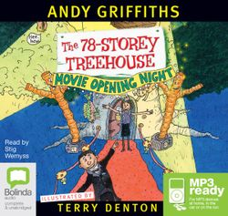 The 78 Storey Treehouse (MP3)