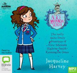 Alice-Miranda at School