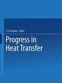 Progress in Heat Transfer