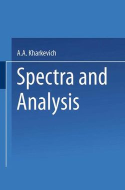 Spectra and Analysis