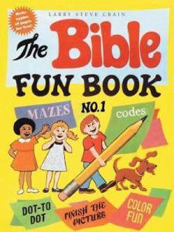 The Bible Fun Book No. 1