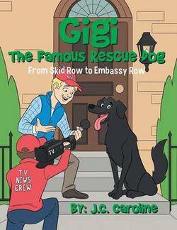 Gigi the Famous Rescue Dog