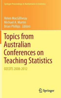 Topics from Australian Conferences on Teaching Statistics