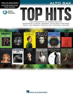 Top Hits - Alto Saxophone