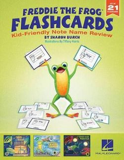Freddie the Frog Flashcards