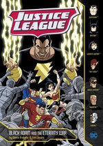 Black Adam and the Eternity War